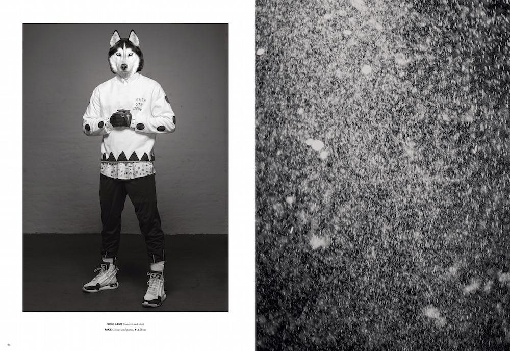 2HBMAG#6 - Monochrome Furs